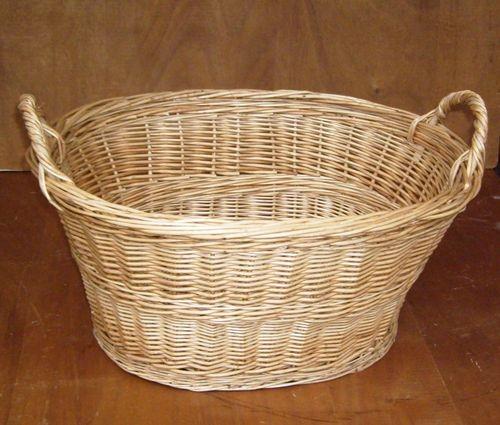 Wäschekorb traditionelle Herstellung Größe 40