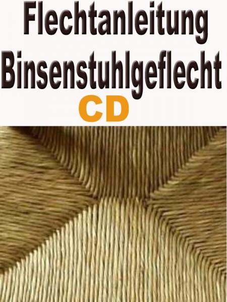 Flechtanleitung 002: Das Worpsweder Binsengeflecht auf CD-Rom