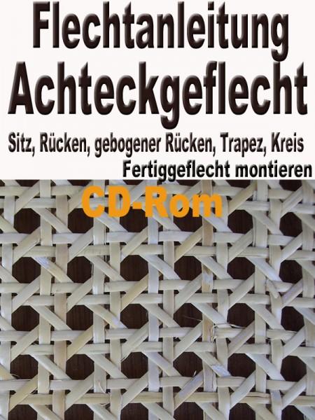 Flechtanleitung 001: Das Wiener Achteckgeflecht auf CD-Rom