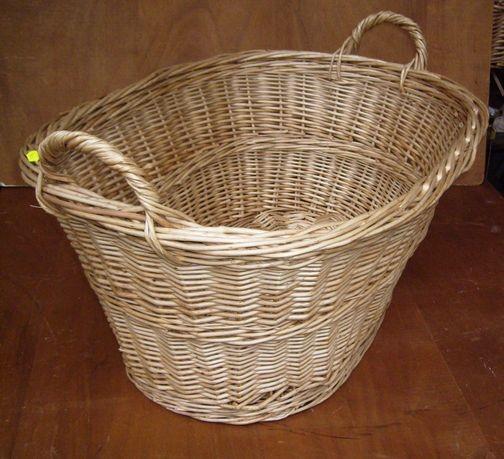 Wäschekorb traditionelle Herstellung Größe 55