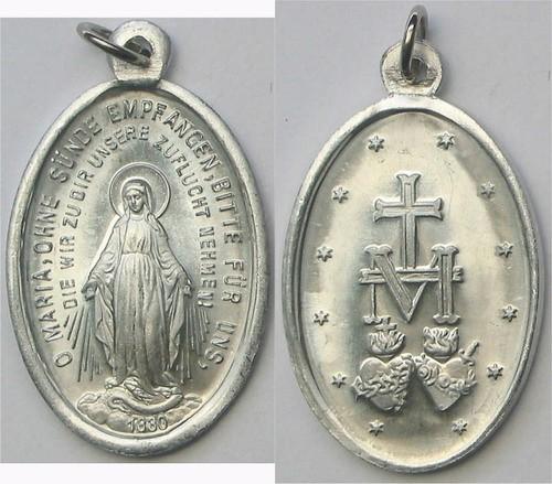 Wunderbare Medallie