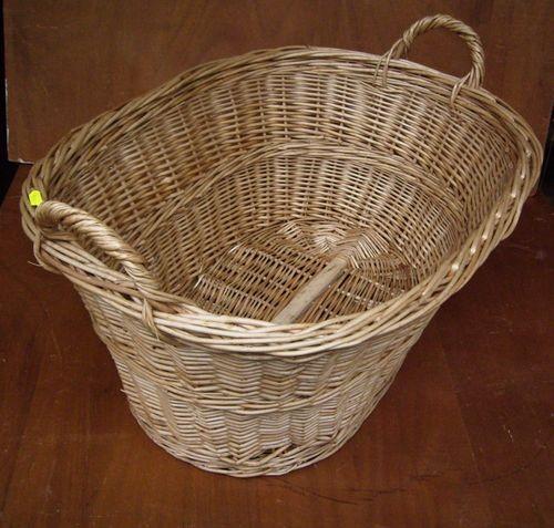 Wäschekorb traditionelle Herstellung Größe 45
