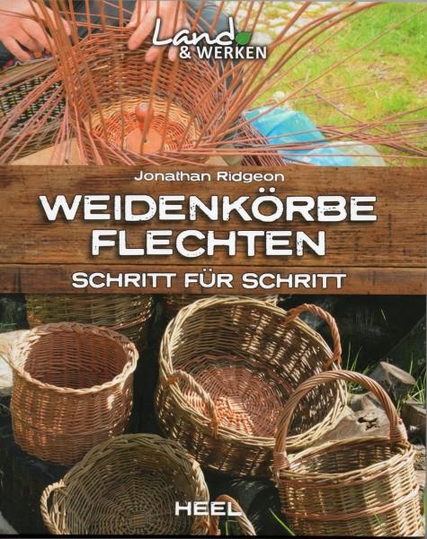 """Korbflechtbuch zum Thema """"Weidenkörbe flechten"""""""