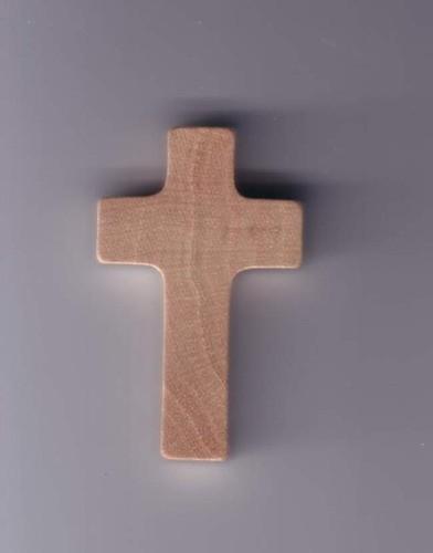 Holzkreuz natur 3,5 cm